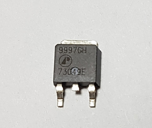 MOSFET AP9997GH / TO-252
